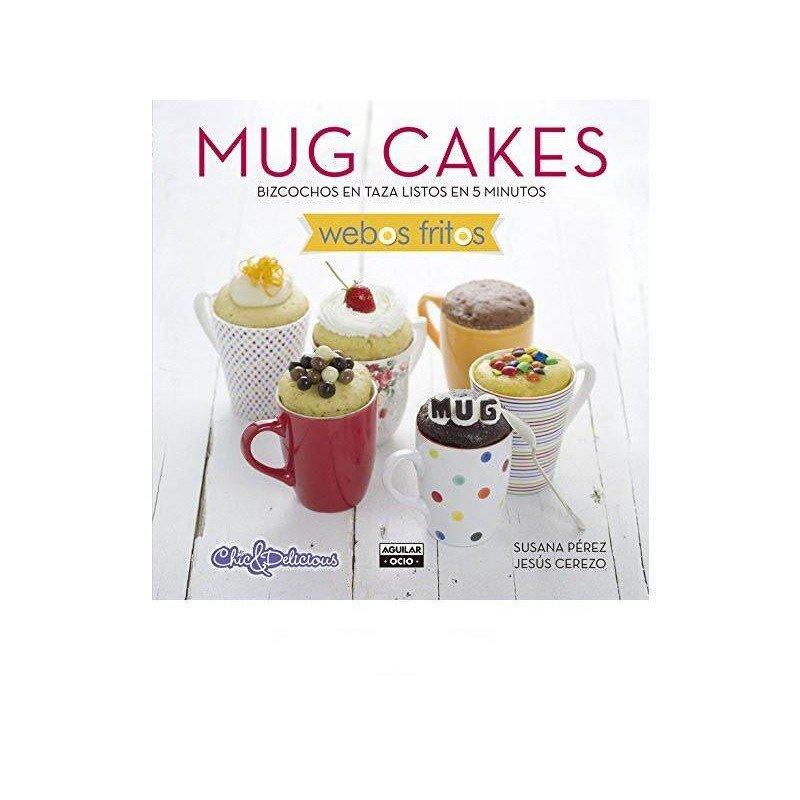 Libro Mug Cakes de webos fritos