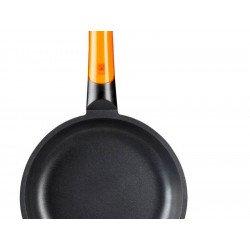 Juego de 3 sartenes Bra Efficient Orange