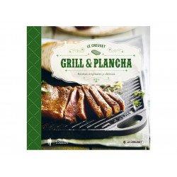 Libro de recetas Grill y plancha