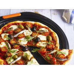 Bandeja antiadherente para pizza de Le Creuset
