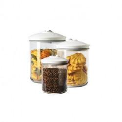 Set 3 tarros para envasadora al vacío Foodsaver