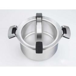 Ollas Woll Concept PRO de 16, 20 y 24 cm. de diámetro de acero inoxidable 18/10