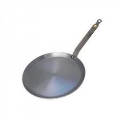 Frigideira para crepes em Ferro Mineral B de Buyer