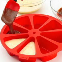 Molde para raciones individuales Cake Portions de Lékué