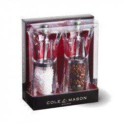 Conjunto de oferta moinhos de sal e pimienta Cole & Mason
