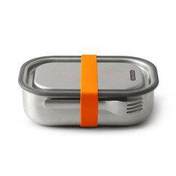Lunch box em aço inoxidável Black+Blum