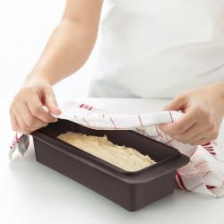 Molde especial de silicona para pan de molde Lékué