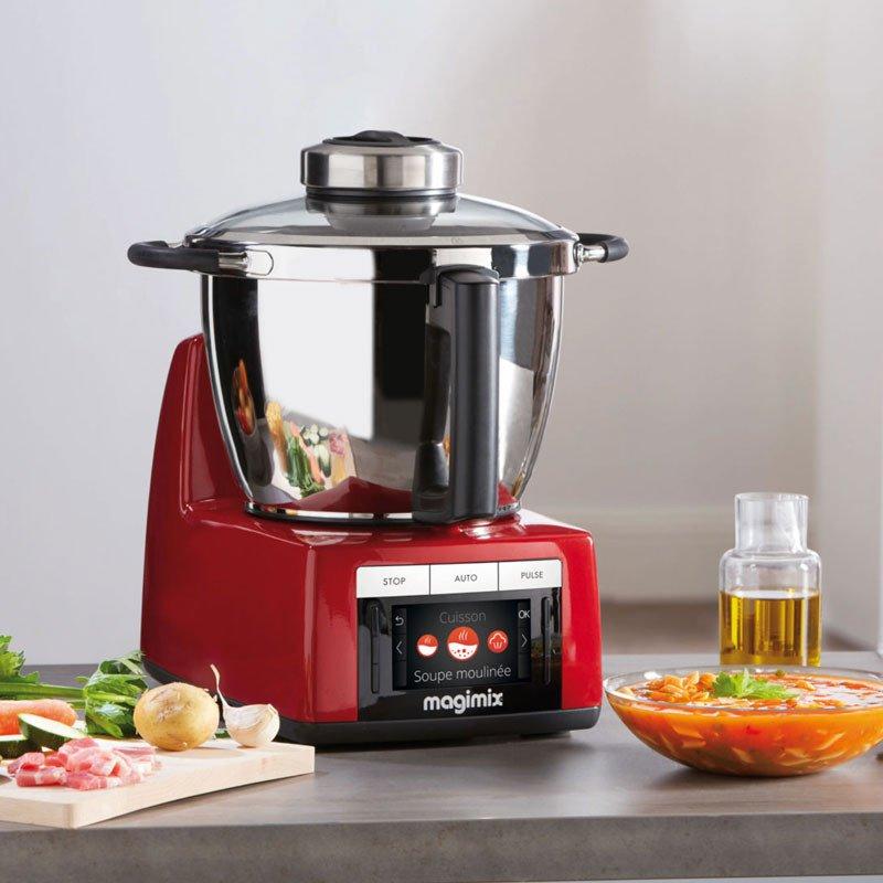 Robot de cocina Cook Expert color rojo