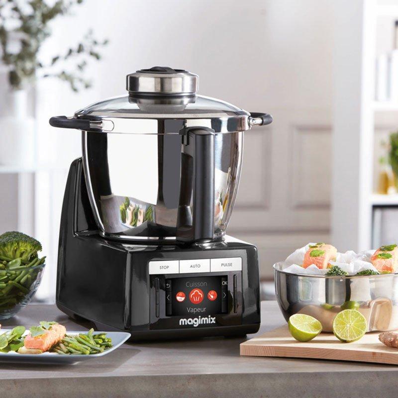 Robot de cocina Cook Expert Magimix color negro
