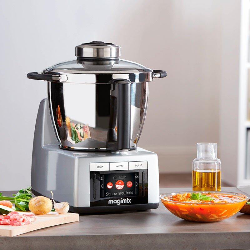 Robot de cocina Cook Expert Magimix color cromado