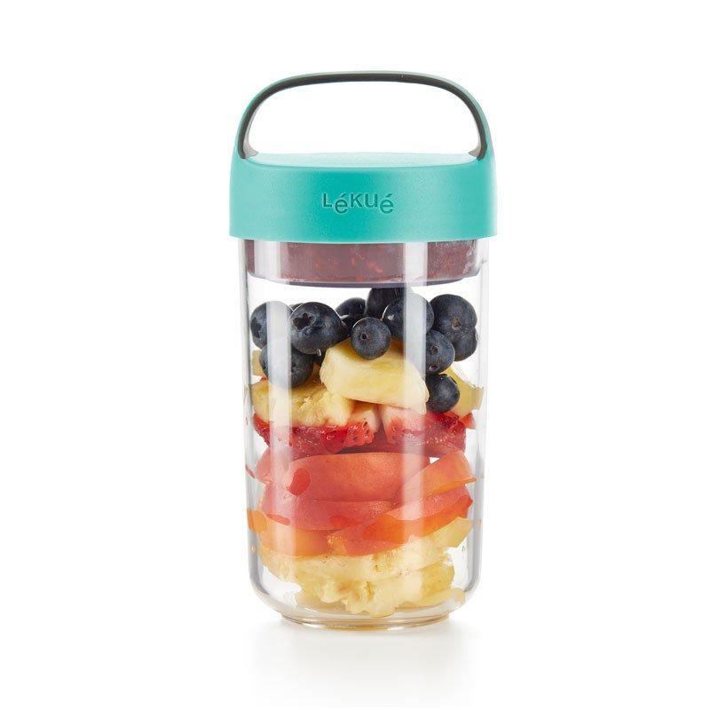 Recipiente Jar to go Lékue