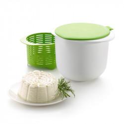 Forma para queijo fresco Cheese Maker Lékué
