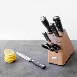 Bloco de cozinha Wüsthof com 6 peças