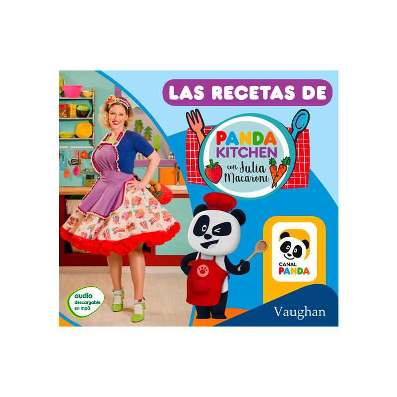 Libro las recetas de Panda Kitchen