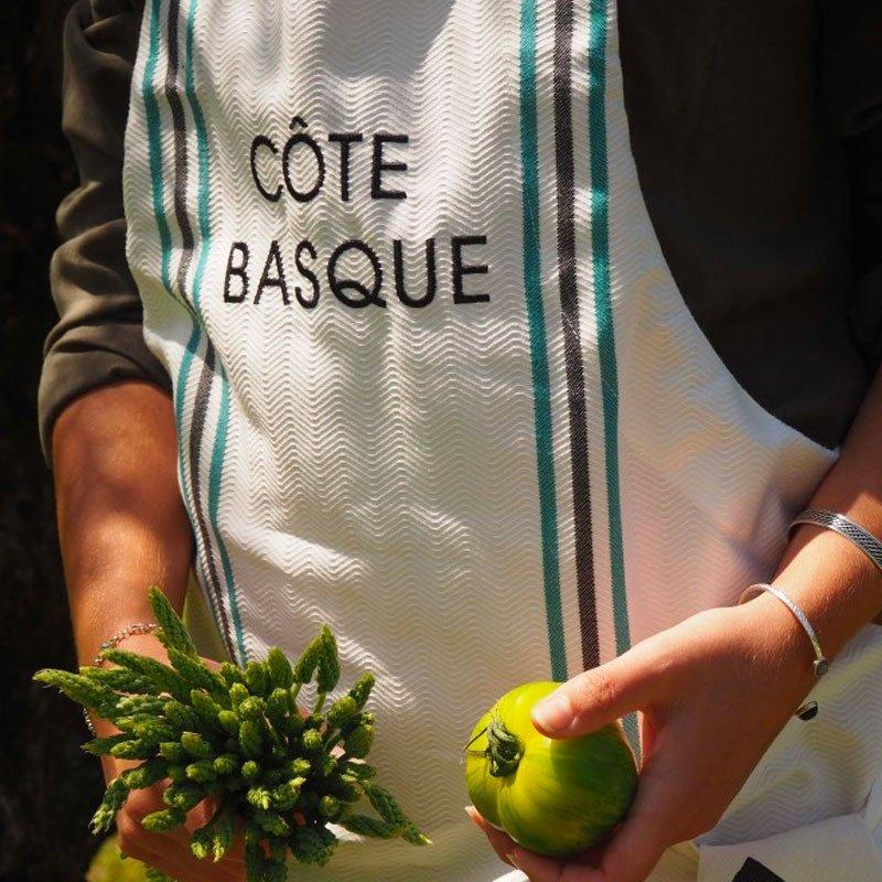 Avental de cozinha coleção Côte Basque da Jean Vier
