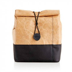Bolsa Kraft Lunch Bag to Go reutilizable Lekue