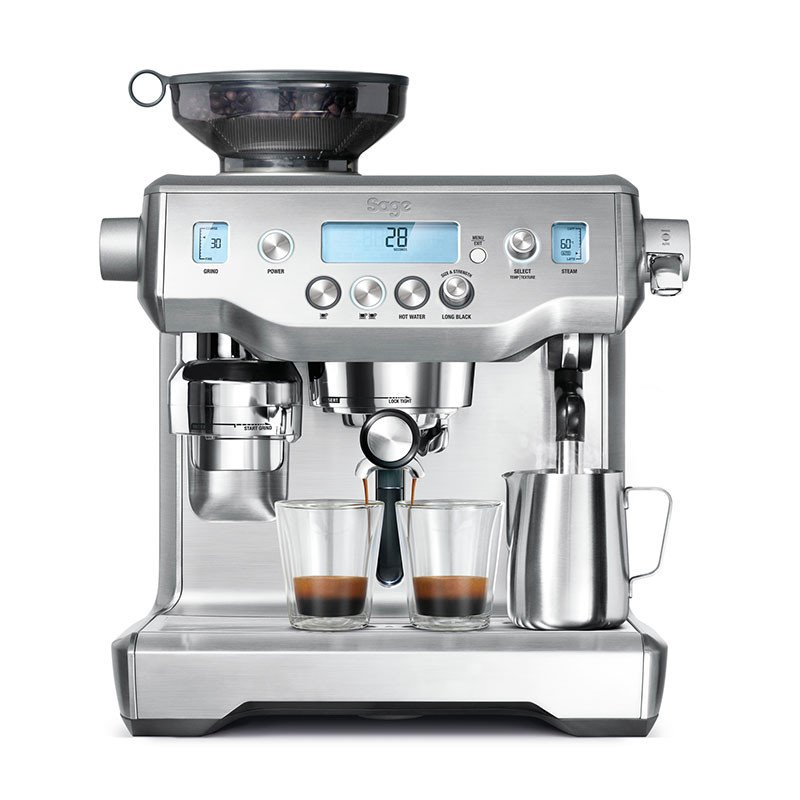 Máquina de café automática expresso Sage the Oracle