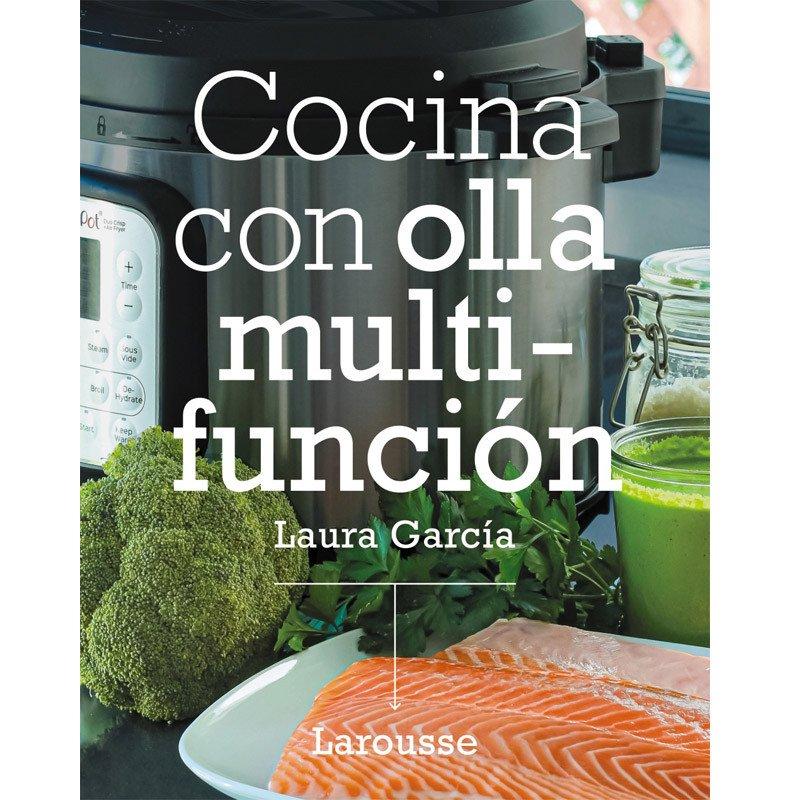 Libro Cocina con olla multifuncion de Laura García Matilla